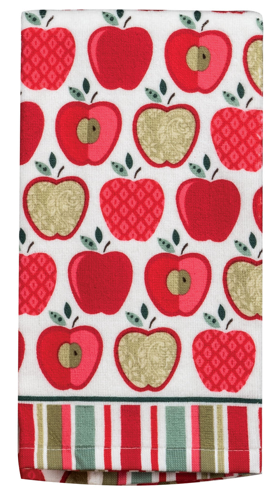 Happy Apple Kitchen Accessories towel