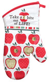 Happy Apple Kitchen Accessories oven mitt