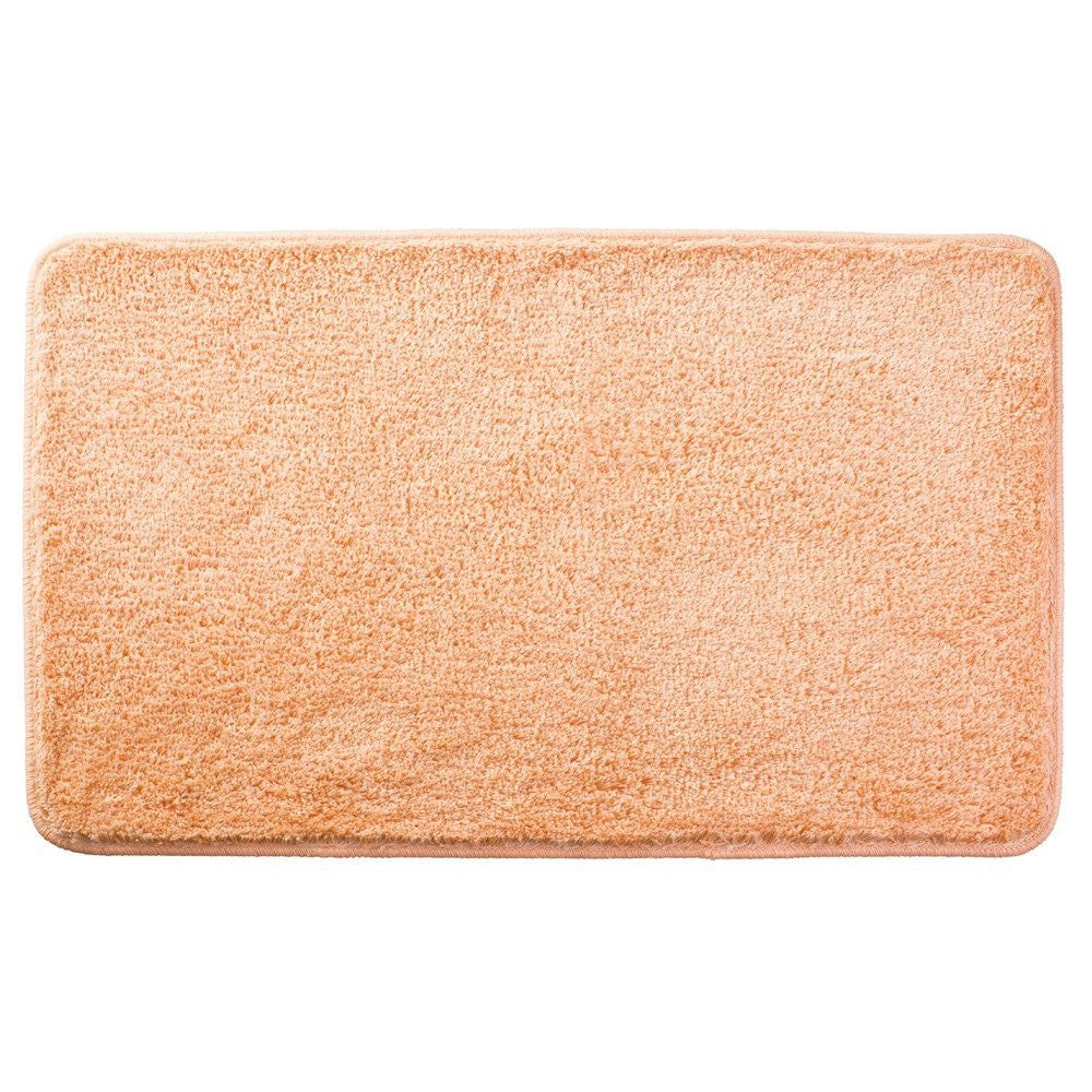 HEATHERED BATH RUG