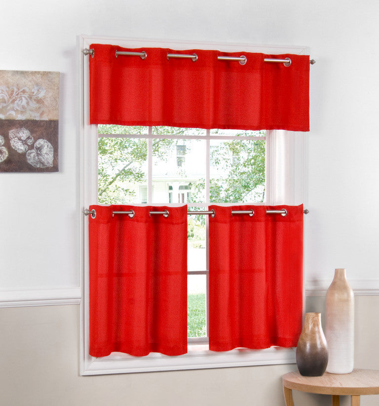 JACKSON KITCHEN CURTAIN