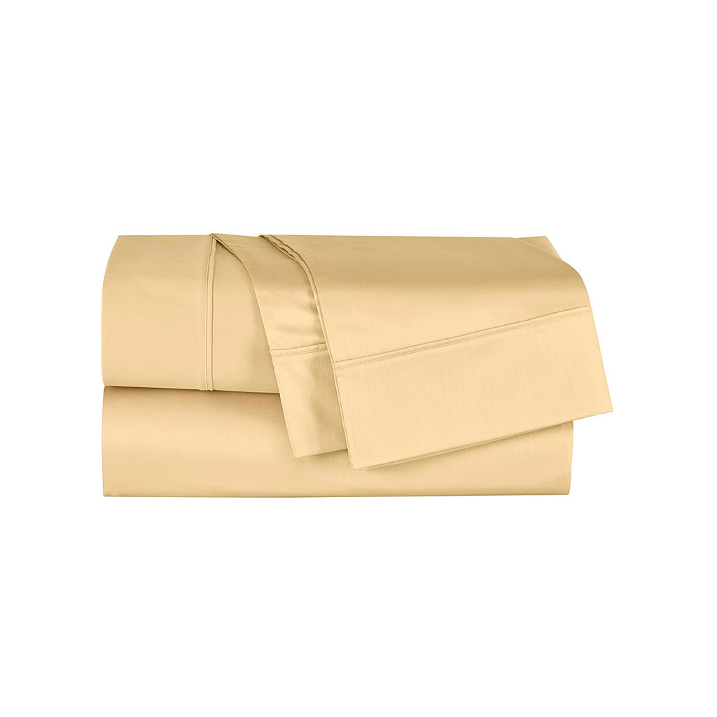 J Queen Feather Touch Sheet Sets gold