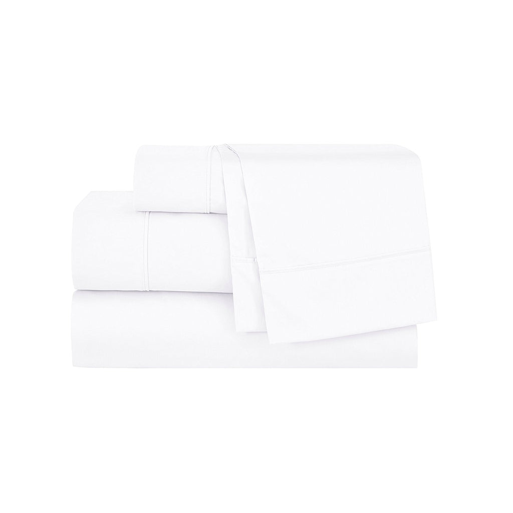 J Queen Feather Touch Sheet Sets whits