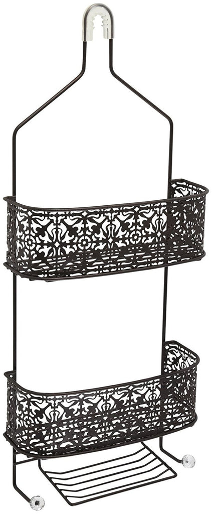 LACE SHOWER CADDY OILED RUBBED BRONZE