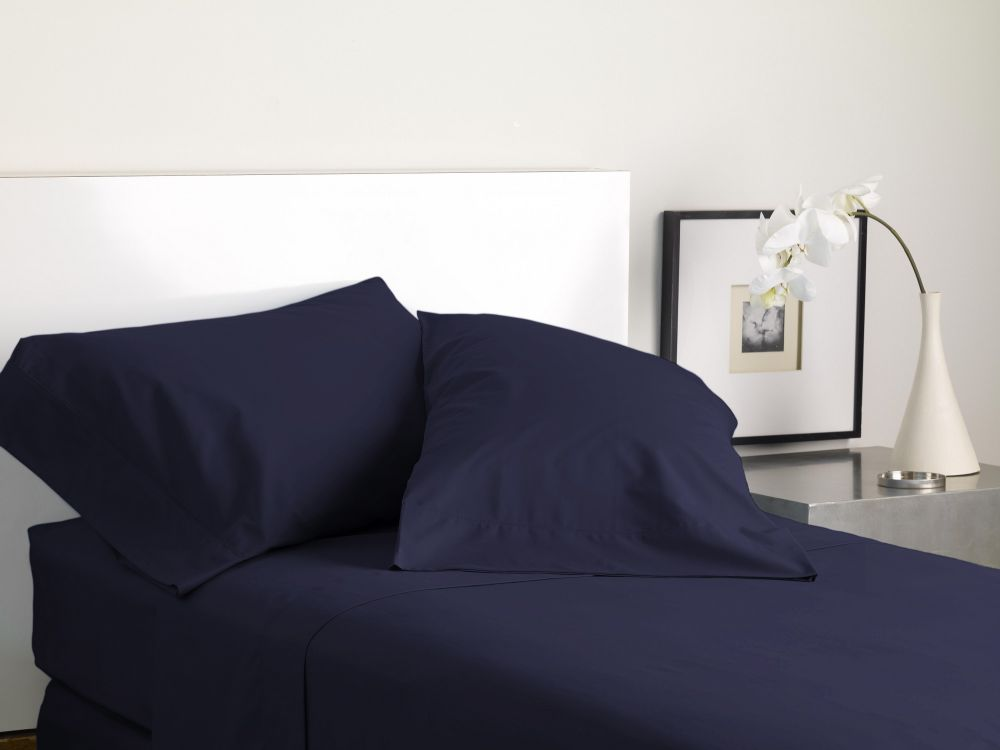 MODERN LIVING SOLID COLOR T300 SHEET SET shadow