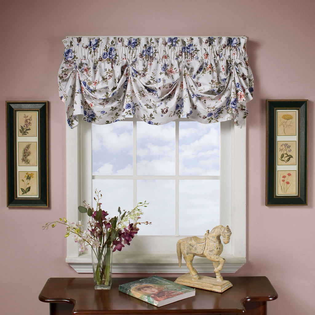 Rosabel Tucked Valance