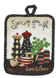 SPICE UP YOUR LIFE KITCHEN ACCESSORIES