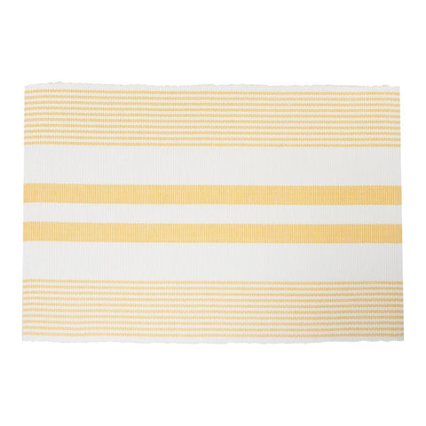 FRENCH STRIPE TABLE LINENS