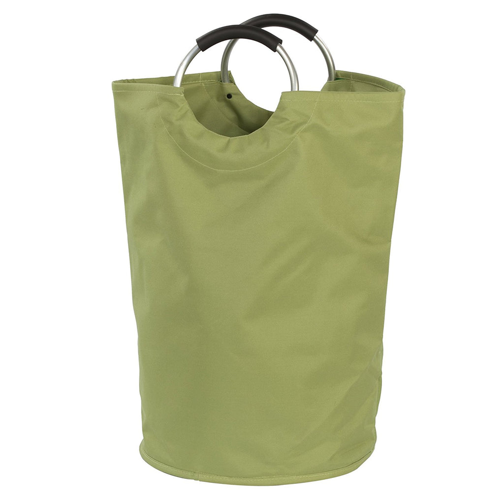 THE BAG HEAVY DUTY HAMPER/LAUNDRY BAG green