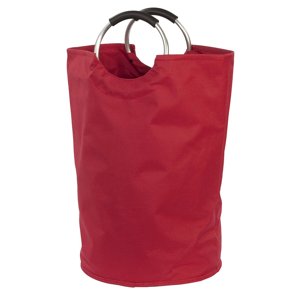 THE BAG HEAVY DUTY HAMPER/LAUNDRY BAG red