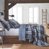 Martex Vellux Scott Comforter Set