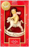 Lenox 2017 Winnie The Pooh Baby's 1st Christmas