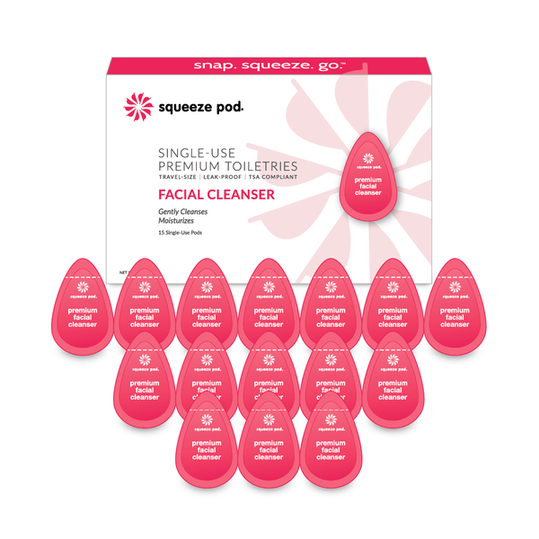 Travel Size Premium Facial Cleanser