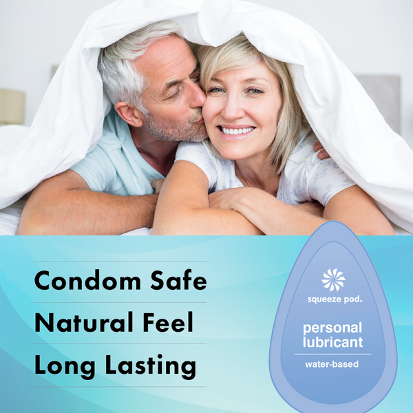 Travel Size Premium Water-Based Personal Lubricant