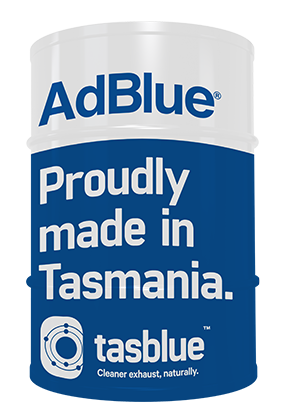 Tas Petroleum manufacture AdBlue under strict license right here in Tasmania.