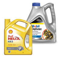 Tas Petroleum stock the full range of Mobile and Shell Lubricants in Tasmania