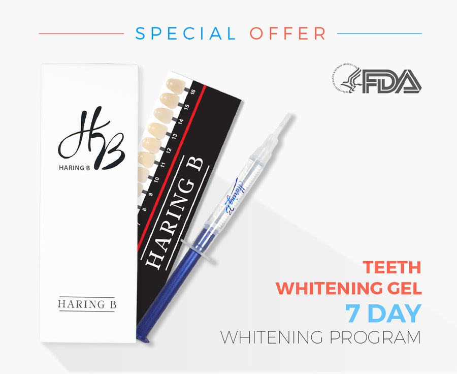 On-The-Go 7-day Teeth Whitening Kit