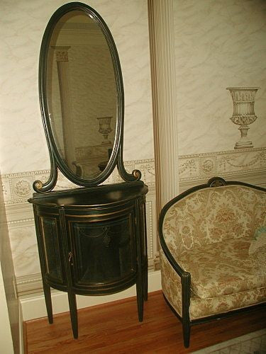Italian Parlor Set C.1770-80 Eleven Piece New Upho
