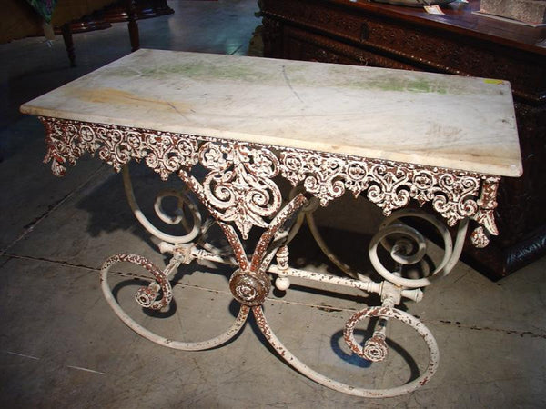 Antique Pastry Table from France