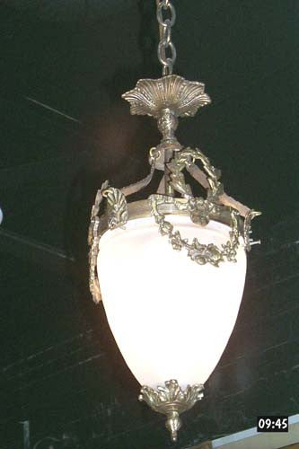 French Louis XVI Ceiling Light