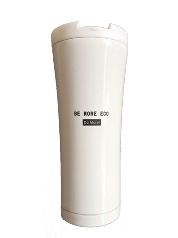 Stainless Tumbler (White)
