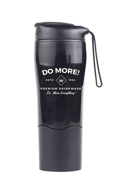 No Slip Tumbler (Black)