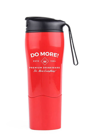 No Slip Tumbler (Red)