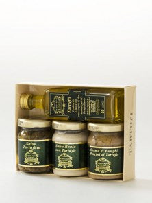 Pack Truffle Cream & Oil