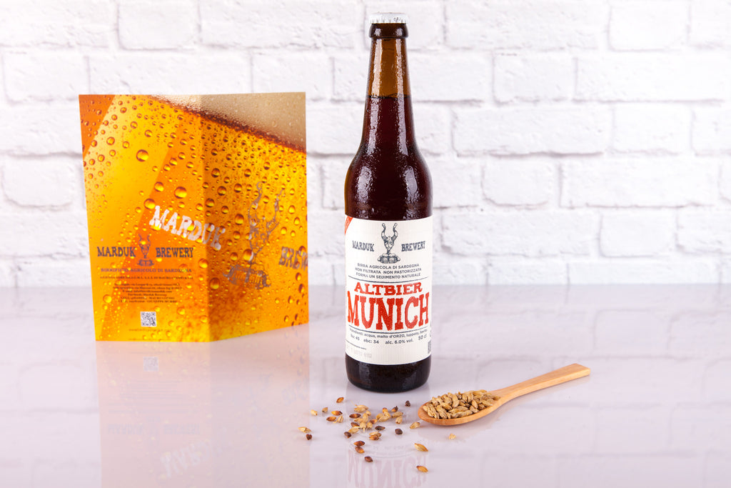 Altbier MUNICH – 500ml