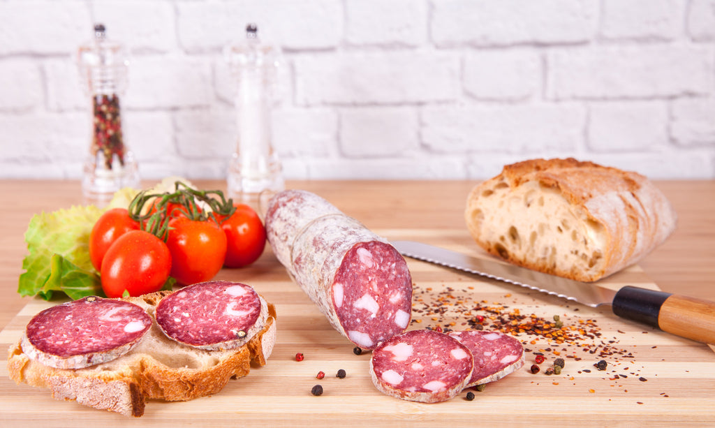 "Salame ""Fabriano"""