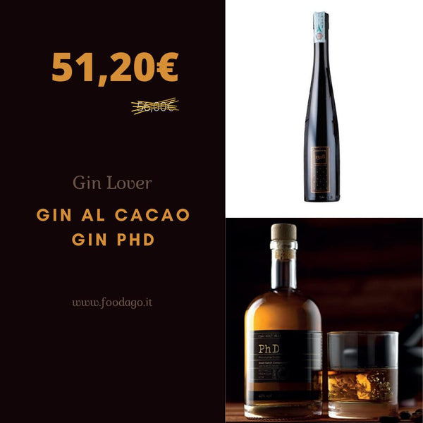 Gin Lover - Pacco convenienza