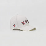 Ballpark Cap White