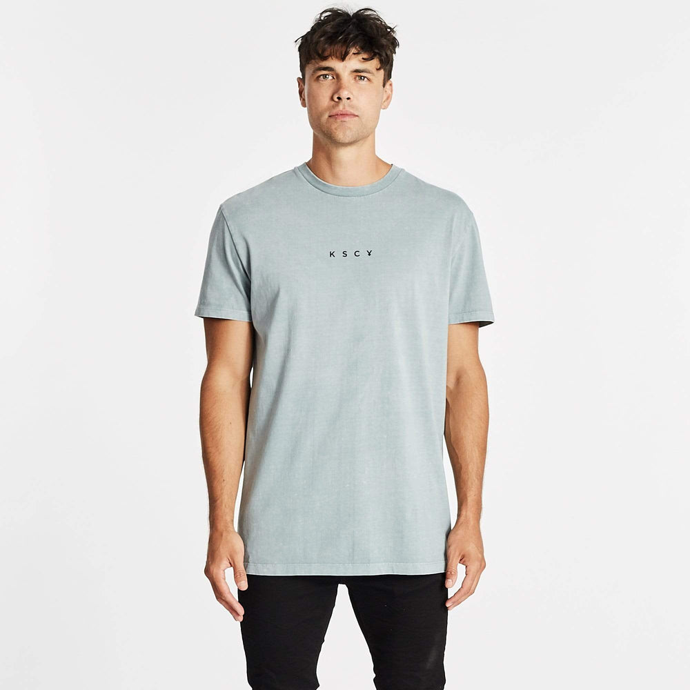 Hollywood Relaxed T-Shirt Mineral Grey