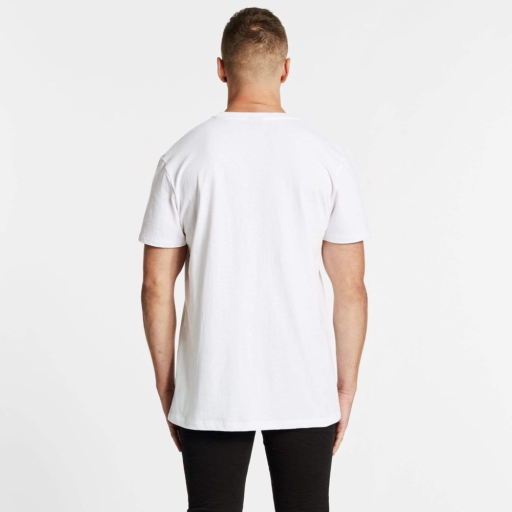 Hurricane Relaxed Fit T-Shirt White