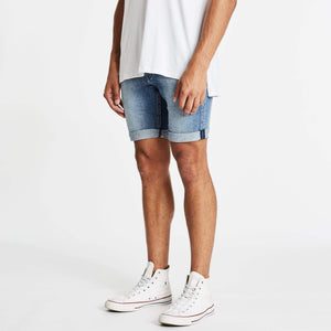 KS3 Denim Short Dutch Blue