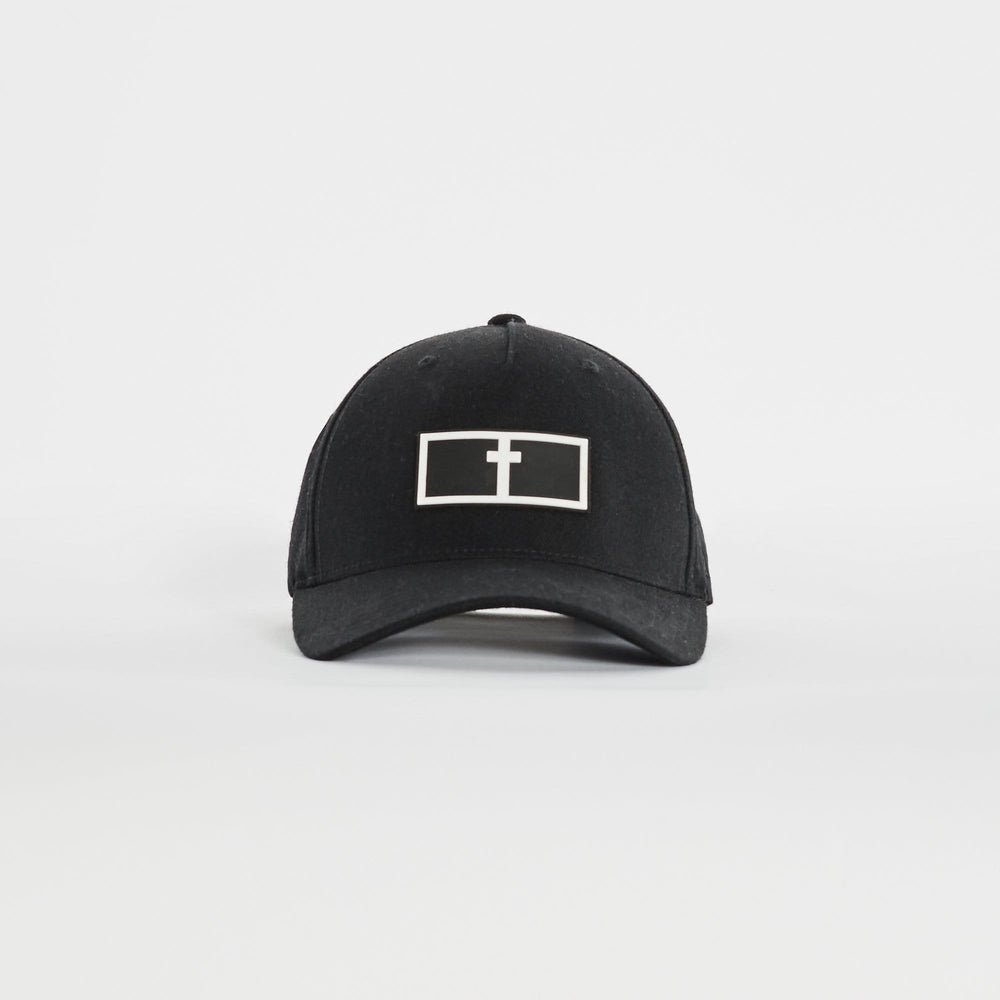 Regiment Cap Black
