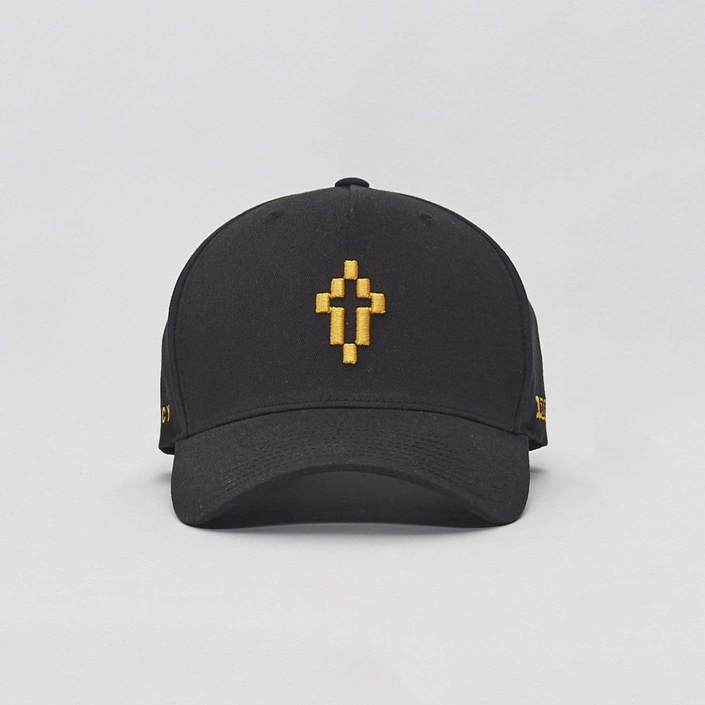 Stamped Cap Black