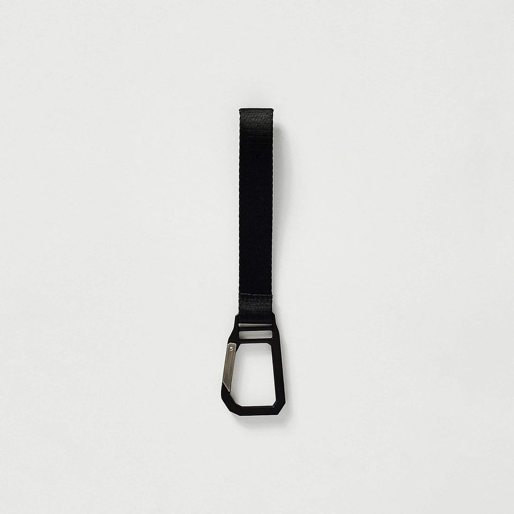 Stronger Key Ring Black