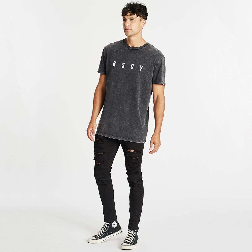 Tombstone Relaxed T-Shirt Mineral Black