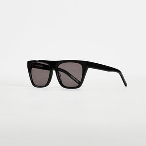 Villian Acetate Sunglasses Black