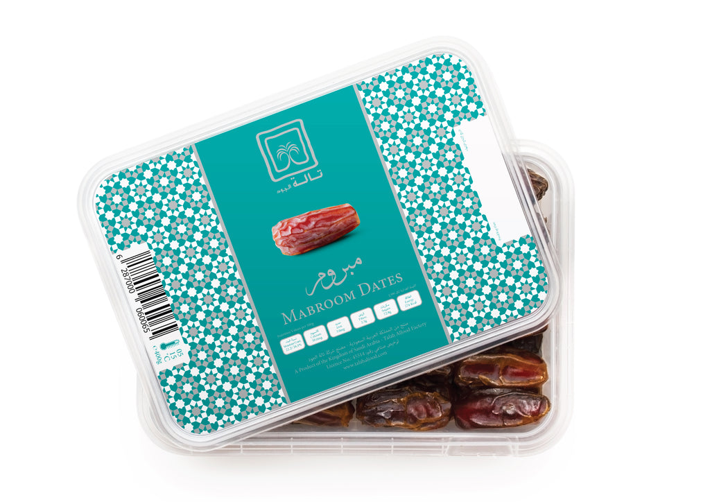 Mabroom Dates 400g (express) مبروم اكسبرس