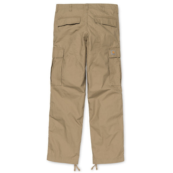 CARHARTT regular cargo pant (leather)