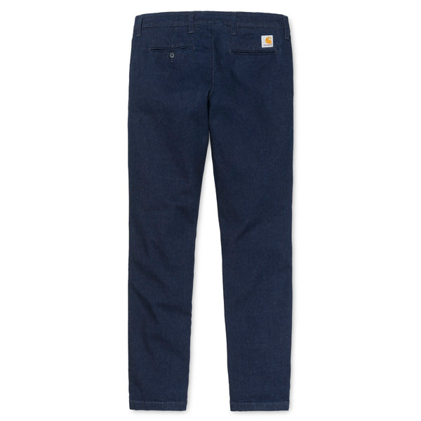 CARHARTT sid pant (blue stretch denim)