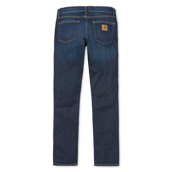 CARHARTT wip rebel pant (blue deep coast washed)