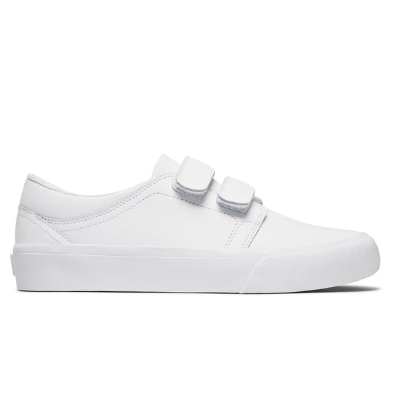 DC trase V se (white/white/athletic red)