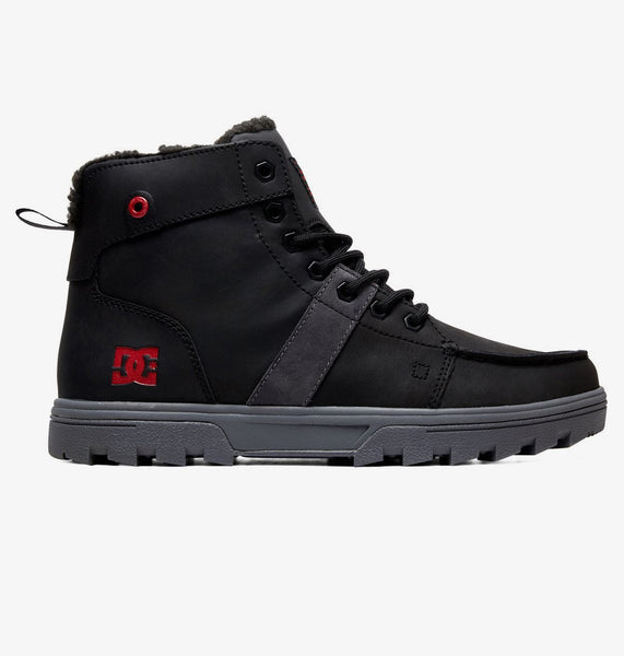 DC woodland (black/athletic red/battleship)