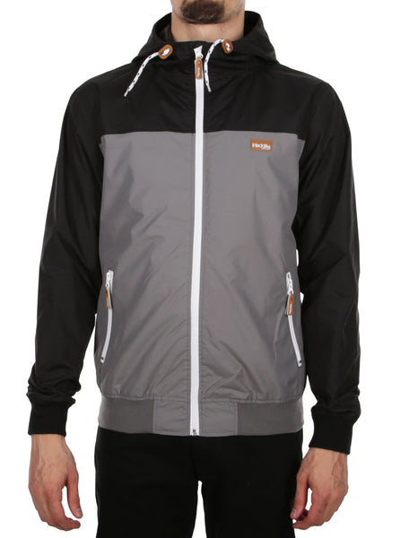 IRIEDAILY auf deck jacket (charcoal)