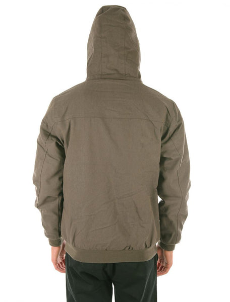 IRIEDAILY dock36 swing jacket (olive)