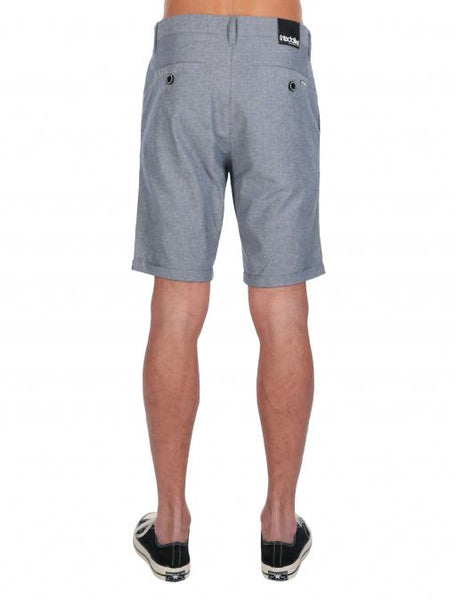 IRIEDAILY golfer chambray short (jeans blue)