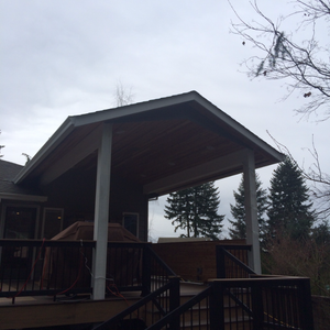Now booking patio, deck and outdoor structure projects!