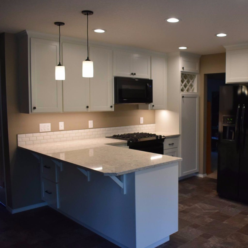 Clackamas Kitchen Remodel - Highland Ridge Custom Home Remodeling